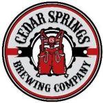 Cedar Springs Brewing Company