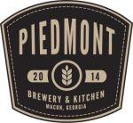 Piedmont Brewery and Kitchen