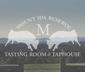 Tasting Room and Taphouse at Mount Ida Reserve