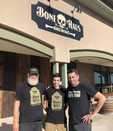 Bone Haus Brewing